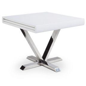 Tavolo Vicky bianco